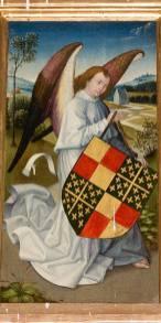 Armoiries de Michel de Chaugy