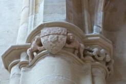 Chapiteaux décorés