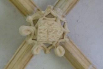 Clef de voûte décorées