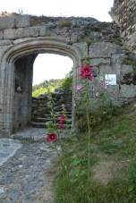 L'avant-porte du XVème siècle (2)
