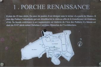L'avant-porte du XVème siècle (5)