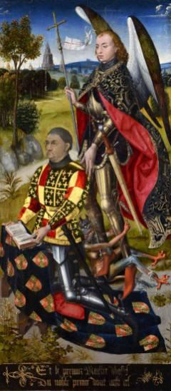 Michel de Chaugy et Saint Michel