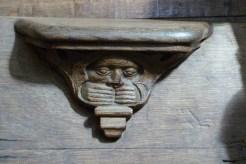 Stalles sculptées (11)