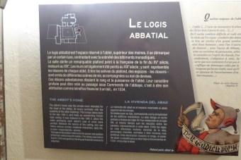 Le logis abbatial (3)
