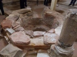 Le baptistère paléochrétien de Fréjus