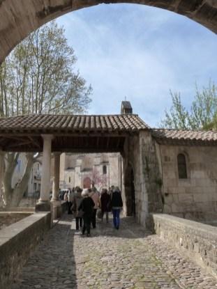 La porte Notre Dame