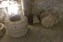 Vestige - abside sud