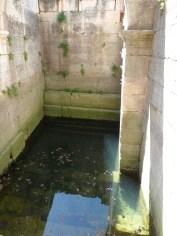 La source sacrée, monument du IIe siècle avant JC