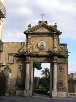 Portail baroque