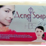 REVIEW: HBS Acne Soap X-3