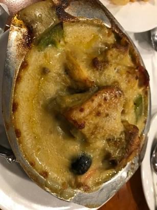 portuguese chicken - coconut curry