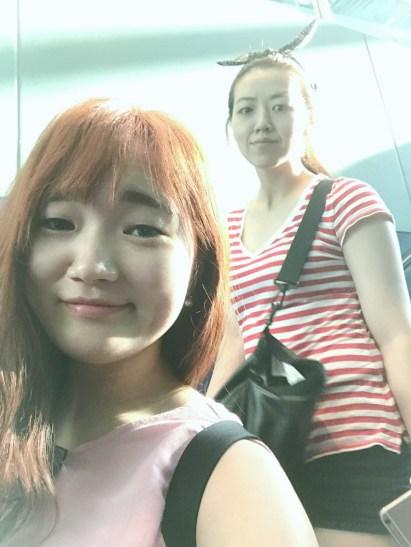 aquarium escalator