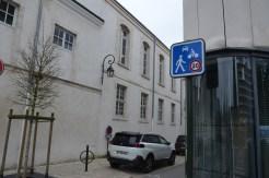 Entrée de la rue des Grands Champs
