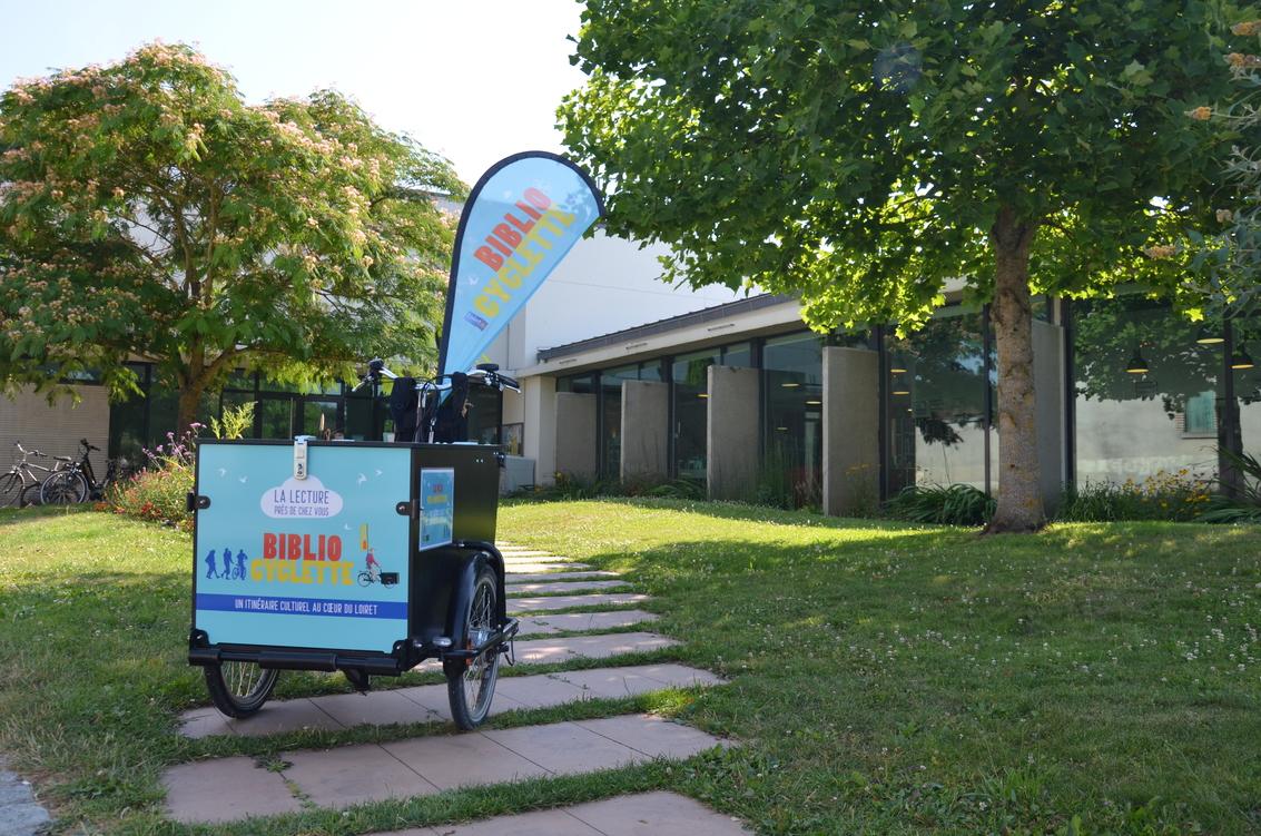 bibliocyclette_médiathèque_StDenisenVal