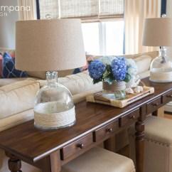 Coastal Living Sectional Sofa Brugte Sofaborde Wegner Before And After Family Room Makeover Jeanne