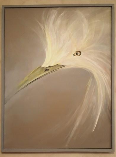 Ibis painting