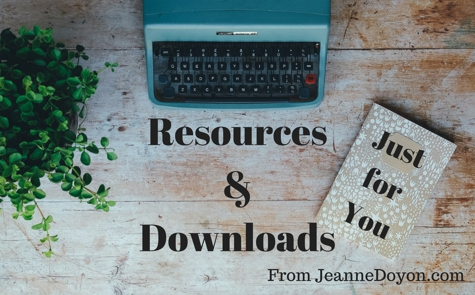 Resources & Downloads