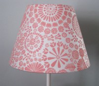 Pink Lamp Shade Part 2 | Jeannemcgee's Blog