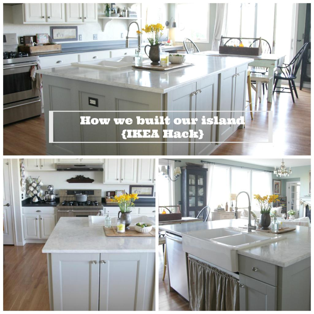 ikea hack how we built our kitchen