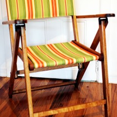 How To Make A Wooden Beach Chair Isokinetics Ball Diy Refresh Domesticspace Chris Found This Sturdy