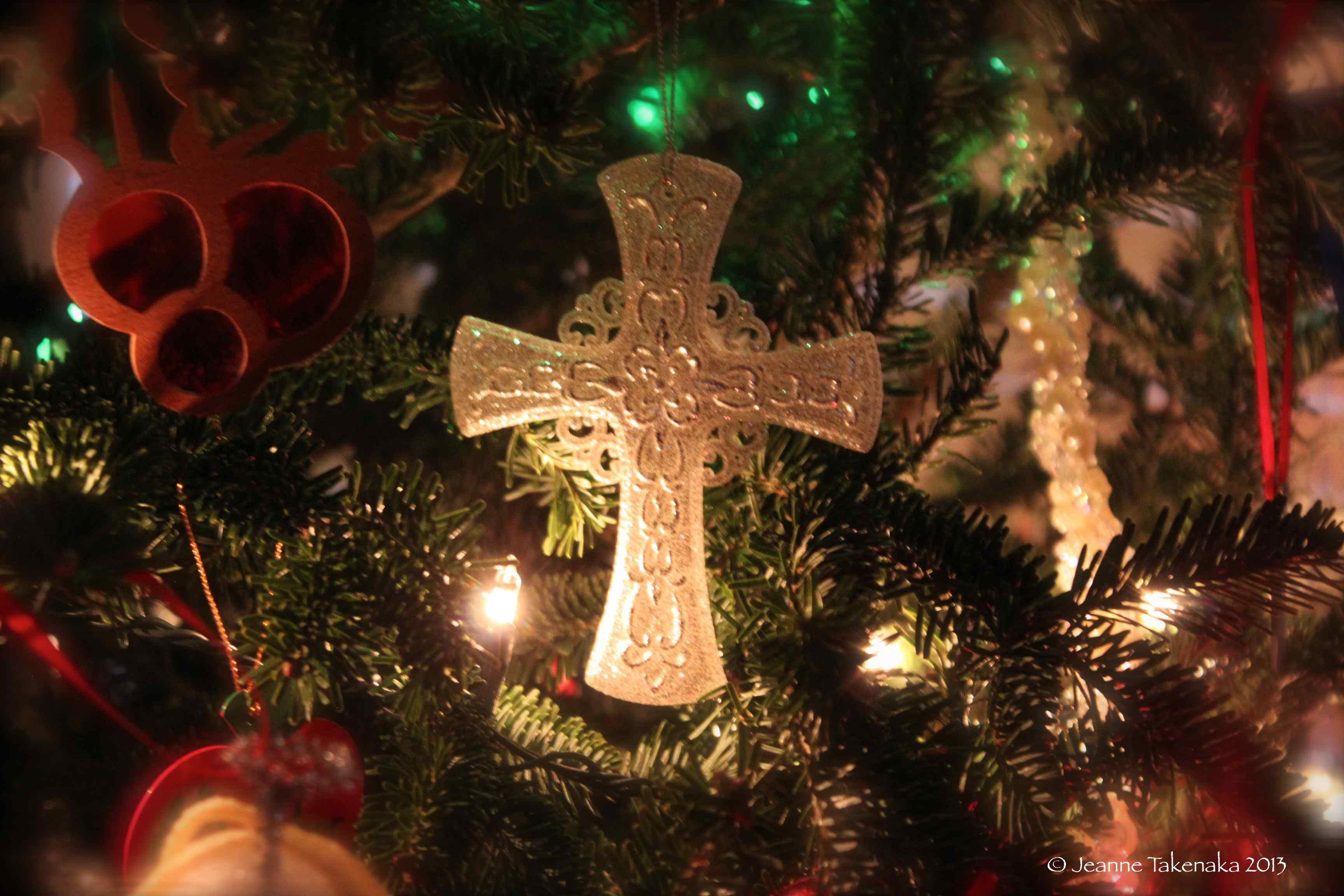 the chaos of christmas