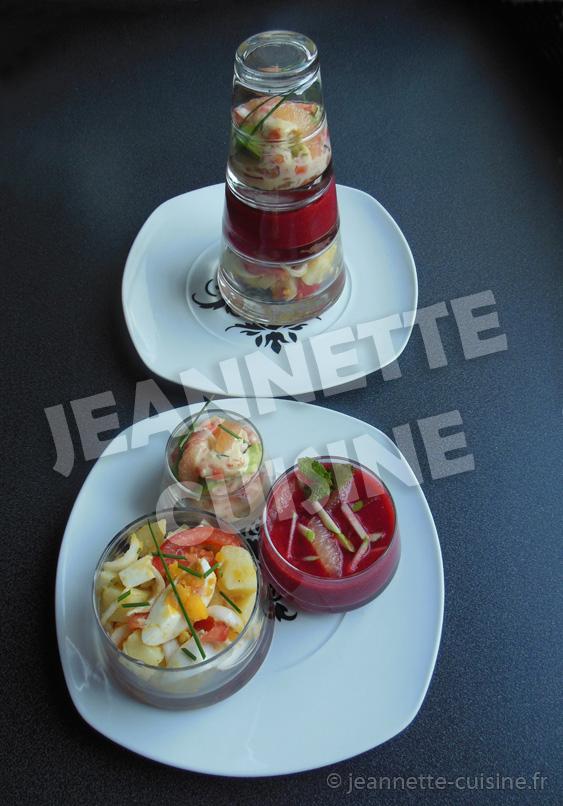 Repas en amoureux  Dessert  Jeannette Cuisine