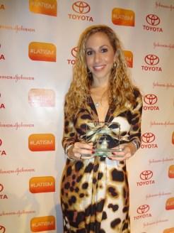 Best Parenting Blogger Award, LATISM, 2011