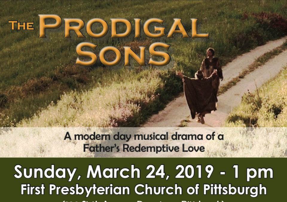 Musical – Prodigal Sons