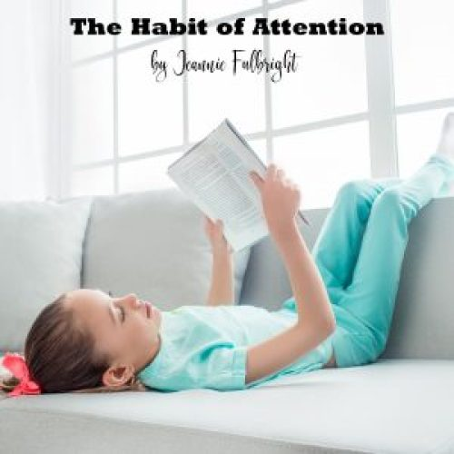 habit of attention