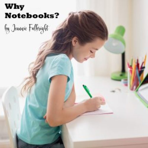 homeschool notebooking