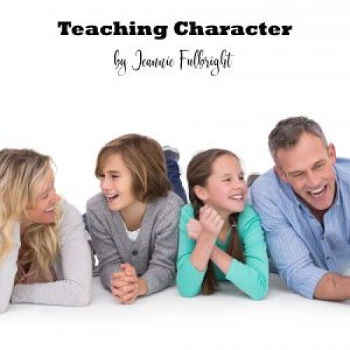 teaching character