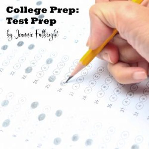 College Prep: Test Prep