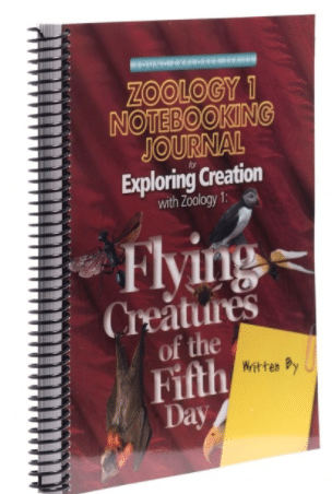 Zoology: Flying Creatures - Journal Image