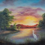 Fortuna Pond by Jeannie House