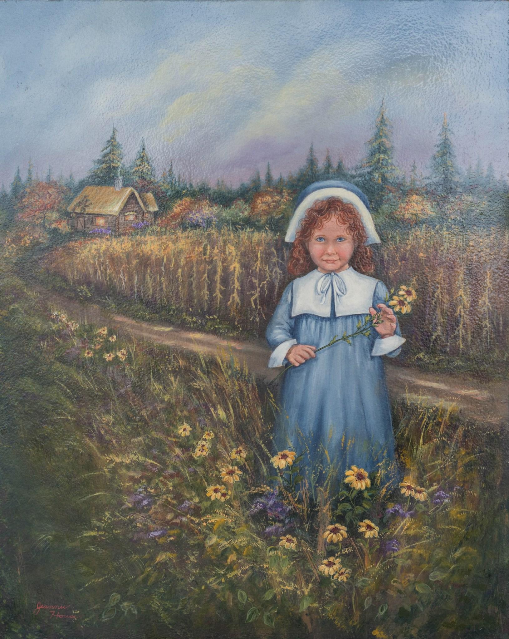 Little Pilgrim by Jeannie House