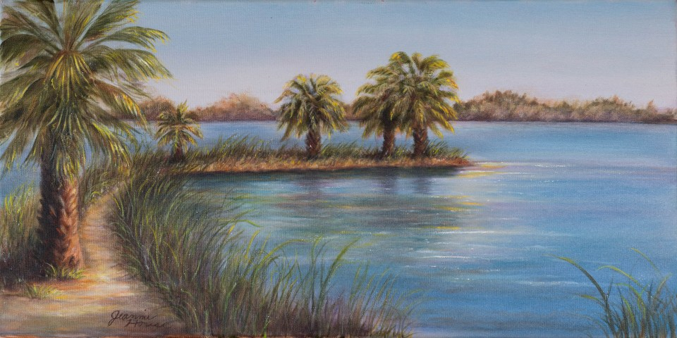 Mitry Peninsula by Jeannie House