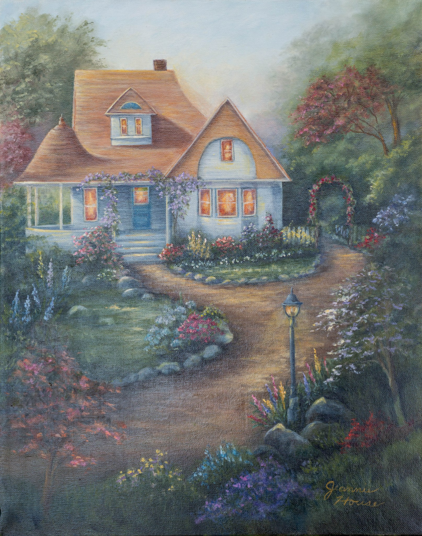 Dream of Home by Jeannie House
