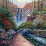 Truckee River by Jeannie House