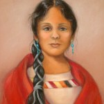 Indian Maiden 2 by Jeannie House