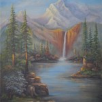 Grizzly Falls by Jeannie House