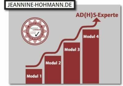 Überblick Weiterbildung AD(H)S-Experte