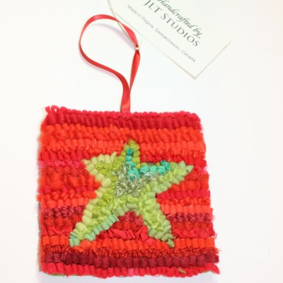Christmas Star Ornament #11