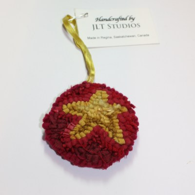 Christmas Star Ornament #22