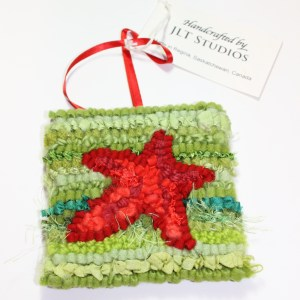 Christmas Star Ornament #2