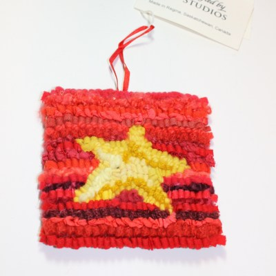 Christmas Star Ornament #3