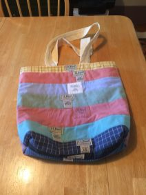 Tote bag #1 Side B