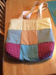 Tote bag #3 Side A