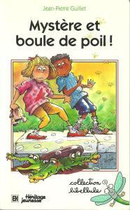 Mystère et boule de poil (illustration: Bruno Saint-Aubin)