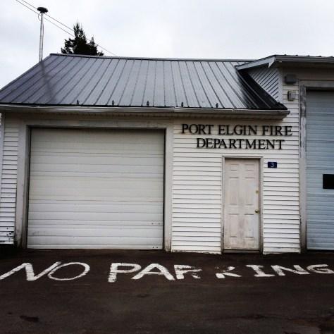 Port Elgin Fire Station