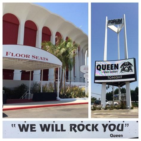 The Forum à Los Angeles, CA